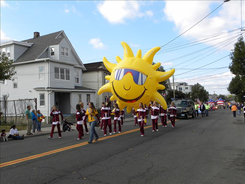 EVPCA Bridgeport Columbus Day Parade